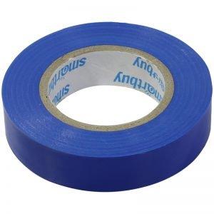 Изолента Smartbuy, 15мм*20м 130мкм, синяя, инд. упаковка