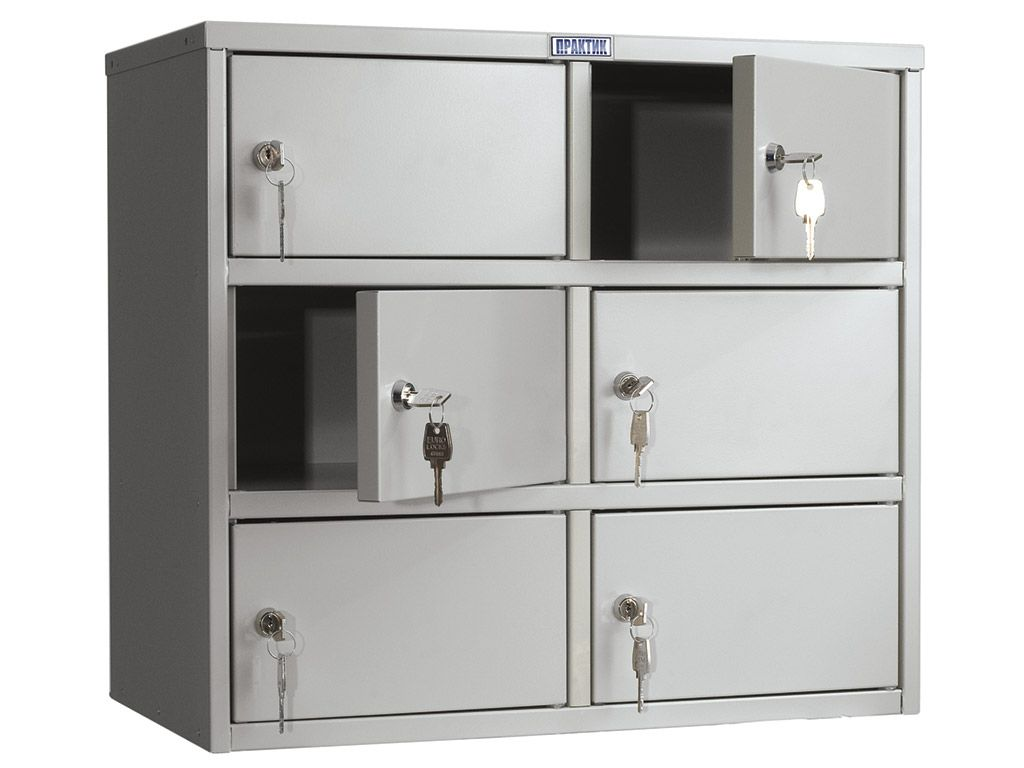 Индивидуальные шкафы кассира
