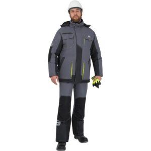 Куртка ЭДВАНС утеплённая