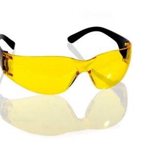 Очки защитные открытые «Классик ТИМ» жёлтые