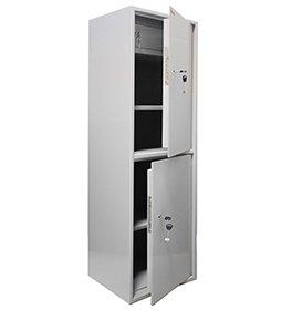 Металлический бухгалтерский шкаф КБС - 23тн