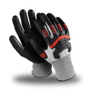 Перчатки ДЭТРИОН САПФИР (IG-821)