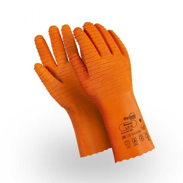 Перчатки ФИШЕР (L-T-17)
