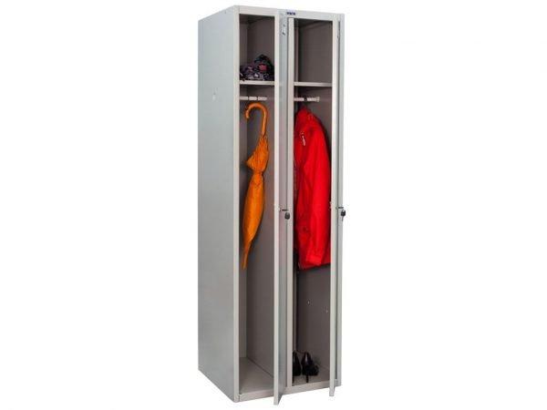 Шкаф для раздевалок ПРАКТИК Стандарт LS-21