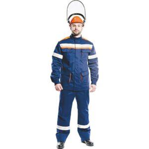 Костюм 14 кал/см2 из огнезащитной ткани WORKER (куртка/брюки)