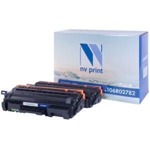Картридж совм. NV Print 106R02782 черный для Xerox 3052/3260/WorkCentre 3215/3225 2шт. (6000стр)