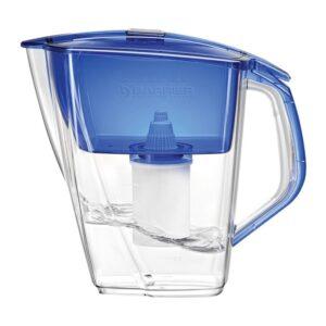"""Кувшин-фильтр для воды Барьер """"Гранд Neo"""" ультрамарин, с картриджем, 4,2л, индикатор механический"""