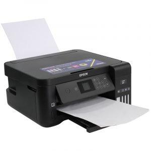 МФУ струйное Epson L4160 (A4, 33/15ppm, 5760*1440dpi, 4цв., WiFi, Duplex, USB)