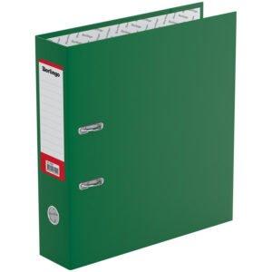 """Папка-регистратор Berlingo """"Profit"""", 70мм, бумвинил, зеленая"""