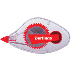 Корректирующая лента Berlingo, 5мм*8м, блистер, европодвес