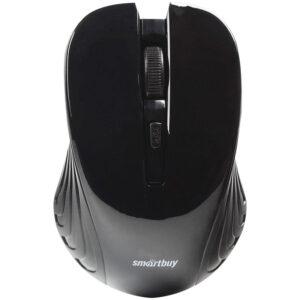 Мышь беспроводная Smartbuy ONE 340AG, черный, 3btn+Roll