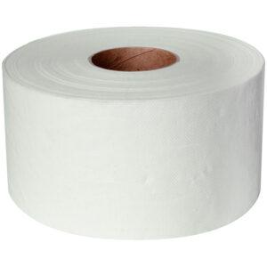 Бумага туалетная Vega Professional, 1-слойная, 200 м/рул.,