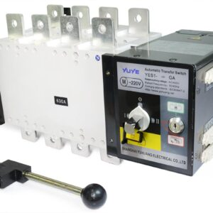 Реверсивный рубильник YES1-630GA/4P In630A