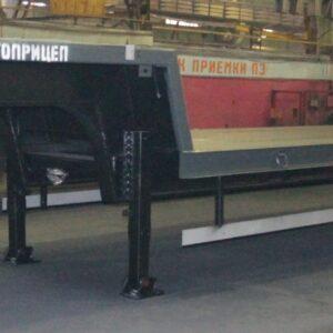 Полуприцеп (9200х2800, 20000 кг) автомобильный