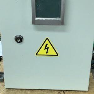 Шкаф удаленного управления ДГУ с контроллером Lovato RGKRA