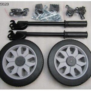 Комплект ручек и колес для бензиновых генераторов SGG 7000