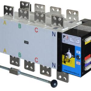 Реверсивный рубильник SHIQ5-1600/4P
