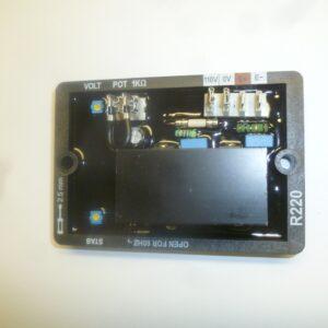 Регулятор напряжения R220/ AVR R220