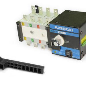 Реверсивный рубильник (Блок ATS) SKT2 100A