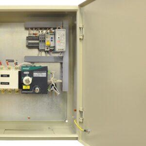 Блок АВР 90-120 кВт СТАНДАРТ (250А, РКН)