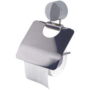 Держатель для туалетной бумаги в рулонах OfficeClean нержавеющая сталь, хром