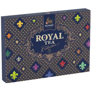 """Подарочный набор чая Richard """"Royal Tea Collection"""", 15 вкусов, 120 пакетиков, 230,4г"""