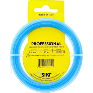 """Леска для триммера Siat """"Professional Siat. Звезда"""" Ø 1,6 мм х15м, сечение: звезда"""