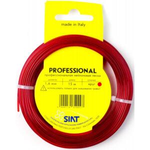 """Леска для триммера Siat """"Professional Siat. Круг"""" Ø 1,6 мм х15м, сечение: круг"""