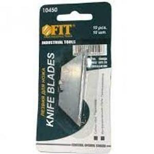 Лезвие для ножа FIT 10450  трапециедальные комплект 10шт