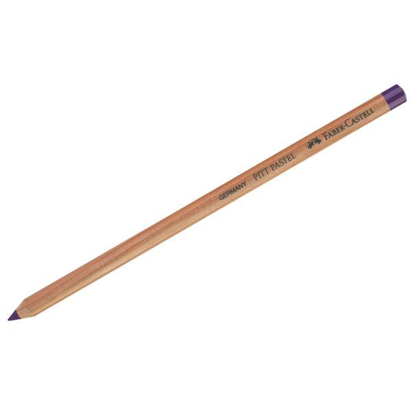 """Пастельный карандаш Faber-Castell """"Pitt Pastel"""" цвет 160 марганцевый фиолетовый"""