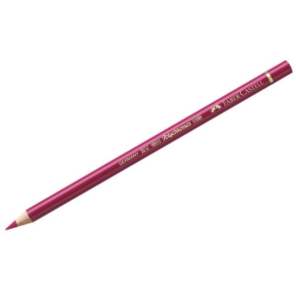 """Карандаш художественный Faber-Castell """"Polychromos"""", цвет 127 розовый кармин"""