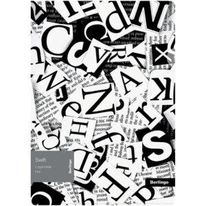 """Папка-уголок Berlingo """"Swift"""" А4, 200мкм, с рисунком"""
