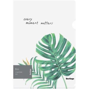 """Папка-уголок Berlingo """"Eco"""" А4, 200мкм, с рисунком"""