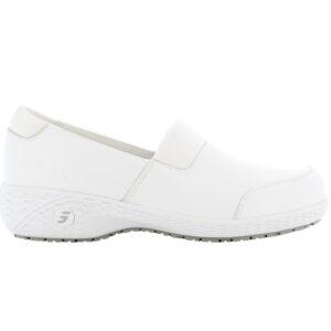 Полуботинки (тип туфли) LISBETH (ЛИСБЕТ) женские, кожаные ЭВА/резина (белый/WHT)