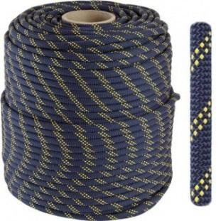 Веревка статическая ВЫСОТА 10, ø 10 мм, бухта 100 м (vst 420 10)
