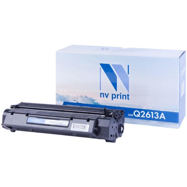 Картридж совм. NV Print Q2613A (№13A) черный для HP LJ 1300 (2500стр)