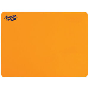 Доска для лепки Мульти-Пульти, А5, 800 мкм, пластик, оранжевый