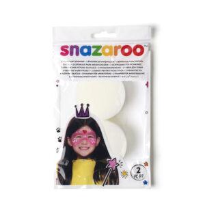 Набор спонжей для грима Snazaroo, 2шт., блистер
